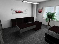 Car showroom Audi in Bratislava
