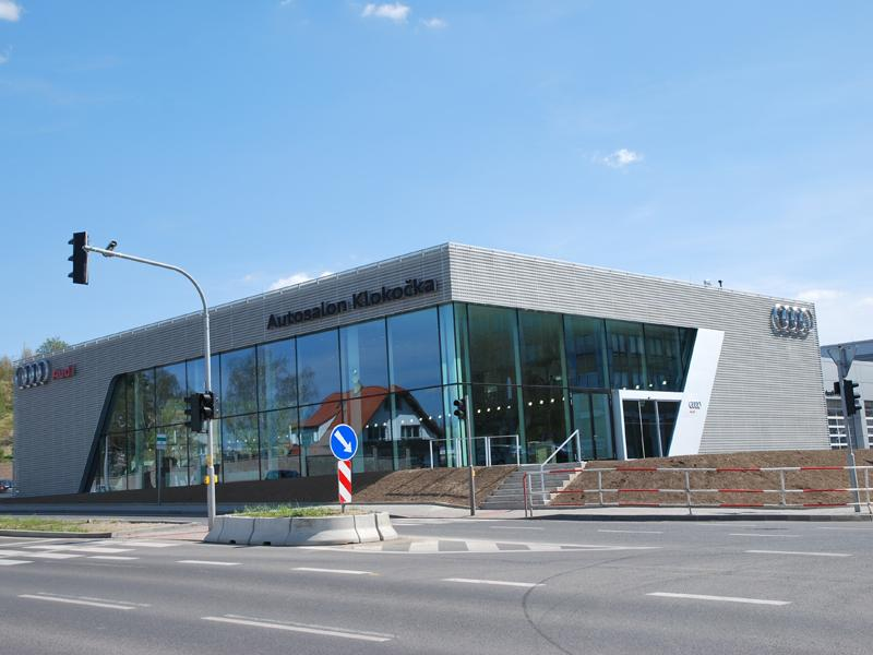 Autosalon Klokočka