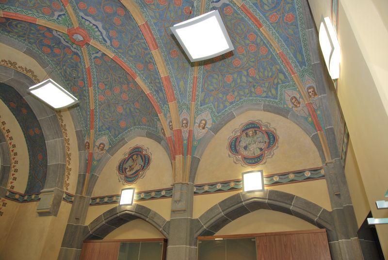 Pracovna starosty v historickém objektu, město Kravaře