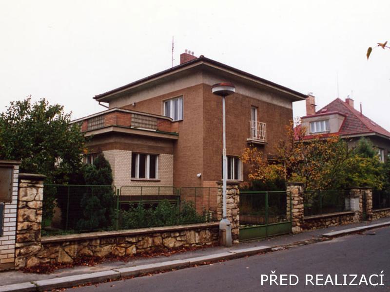 DaněkDesign - realizace Rodinného domu v Praze